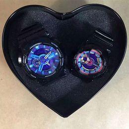 $enCountryForm.capitalKeyWord Australia - Couple Sport Wrist watches S Shock watches G Style waterproof electric men watch Multifunction LED Digital Wristwatch Rubber Sports watches6