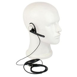 $enCountryForm.capitalKeyWord UK - 2 Pin Ear Bar Walkie Talkie Earpiece PTT Mic Headset for BAOFENG UV-5R Retevis H777 for Kenwood WOUXUN TYT Hf Transceiver C2185A