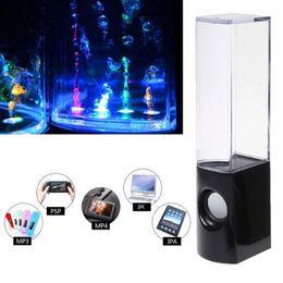 $enCountryForm.capitalKeyWord Australia - Wireless bluetooth Music Fountain Dancing Water Speakers smart bluetooth Speakers USB Dancing Speaker with LED light-show magic speaker