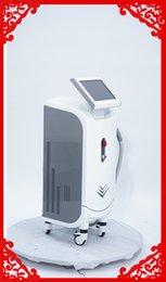 Garantia de 2 anos de poder superior do CE FDA e máquina indolor da remoção do cabelo de Brown do laser do diodo 808nm