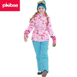 $enCountryForm.capitalKeyWord NZ - Ski Suit Baby Boy Girl Clothes Warm Waterproof Windproof Snowboard Sets Winter Jacket Kids Clothes Children Clothing