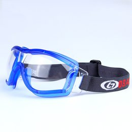 b3d428095a40 4 Colors Sports Goggles Basketball Soccer Football Protective Elastic  Cycling Eyewear Outdoor Sports Safety Children s Glasses