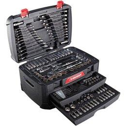 $enCountryForm.capitalKeyWord UK - 268-Piece Husky Mechanics Tool Set w Case SAE Metric Sockets Wrenches Repair Kit