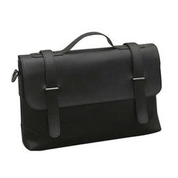 $enCountryForm.capitalKeyWord UK - Men Briefcase Casual Business Shoulder Bag Leather Messenger Satchel Bag