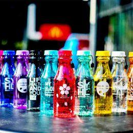 $enCountryForm.capitalKeyWord Australia - 550ML Water Bottle Unbreakable Leak-proof Kettle Kitchen Portable Sport Bottle Travel Yoga Running Camping Bottles GOOD