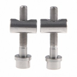 ti accessories Australia - Bicycle Seatpost Fastening MTB Mountain Bike Ti Parts Screws Titanium Bolts M5X30 for Bicycle Accessories Cycling Thomson Seatpost Bik cRtZ#
