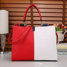 Plain Cotton Tote Australia - Women Luxury Handbags Designer Bag Tote Clutch Bag New Vogue Shoulder Bags Pu Leather Good Quality