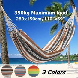 $enCountryForm.capitalKeyWord Australia - Parachute Double Hammock Swing Hanging Camping Travel Portable Swing Bed Max Load 350kg