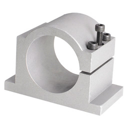 clamp diameter Australia - Freeshipping CNC Spindle Motor Clamp 80MM Diameter Mounting Bracket with Screws for 1.5KW 2.2KW Milling Motor Machine Tools