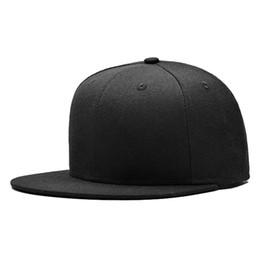 $enCountryForm.capitalKeyWord Australia - 2019 New Men Womens Solid Color Patch Baseball Cap Hip Hop Caps Leather Sun Hat Snapback Hats Sport Travel Casual Caps