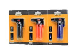$enCountryForm.capitalKeyWord Australia - New Arrival Hot Genuine Product Wholesale COHIBA Lighter Wind-proof Lighter Creative Pipe Lighter New Cigar Torch With Gift Box.
