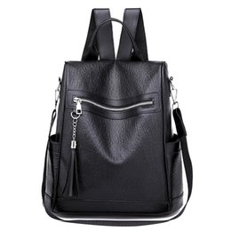 $enCountryForm.capitalKeyWord UK - 2018 Women Backpack Casual Soft Leather Wild Simple Backpack Anti-theft Bag New Arrival #09 #321960