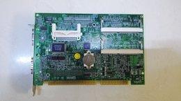 478 Motherboards Australia - PCA-6751V Motherboard Industrial Control Board PCA-6751 REV: B1 ISA Half-Long Industrial Card