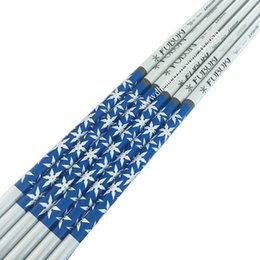 Großhandel 5 stücke Neue Clubwellen Fubuki K60 oder K50 Golf Holzwelle 0,350 Graphitwelle Regelmäßige oder steife Flex Golfwelle Freies Verschiffen