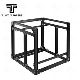 frame kits Canada - TWO TREES BLV mgn Cube Frame kit & Hardware Kit For DIY CR10 3D Printer Z axis-mgn rails base 442MM