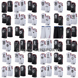 02a1c08b4 All 2019 star Ben 25 Simmons All-star Giannis 34 Antetokounmpo LeBron 23  James Stephen 30 Curry Kevin 35 Durant Leonard Paul George Jerseys