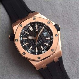 $enCountryForm.capitalKeyWord Australia - The N15703 ultimate V8 edition luxury watch waterproof 3120 mechanical movement package rose gold case sapphire glass mens watches
