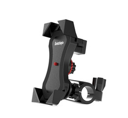 $enCountryForm.capitalKeyWord UK - Electric scooter car phone holder riding navigation driving one button shrink mobile phone holder Motorcycle Accessories