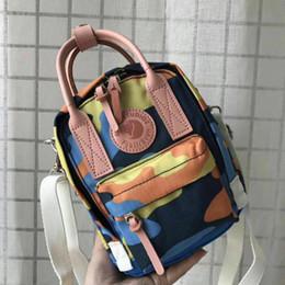 $enCountryForm.capitalKeyWord Australia - Kids Designer Backpack Luxury Letter Acne&Fjallraven Bags for Childs Sports Cute Girls Handbag Trendy Boys Street Bags 2019 New 5 Colors