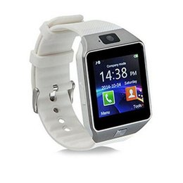 Samsung Smart Watches Camera NZ - Bluetooth Smart Watch DZ09 Smartwatch Android Phone Call Relogio 2G GSM SIM 16 32G SD Card Camera Band for iPhone Samsung Huawei