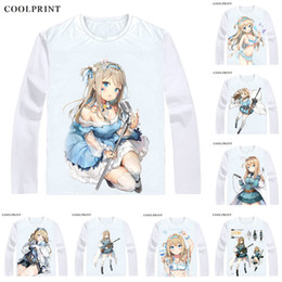 $enCountryForm.capitalKeyWord Australia - Suomi Kp-31 Kp31 T Shirt Girls Frontline Girls' Doujinshi Anime Custom T-shirt Casual Vintage Print Long Sleeve TShirts