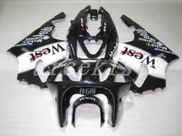 Kawasaki Ninja 7r Australia - New Full fairings kit set Fit For KAWASAKI NINJA ZX-7R ZX7R ZX 7R 1996 1997 1998 1999 2000 2001 2002 2003 ABS Fairing west