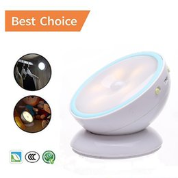 $enCountryForm.capitalKeyWord Australia - LED Motion Sensor Night Light Intelligent Light Control Body Induction Lamp Motion Activated Night Light for Bedroom,Stair,Kitchen,Cabinet