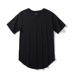 Black white half shirt men online shopping - Men s Luxury T Shirt Designer Short Sleeve New Hot Tide Brand Fashion Wide Wild Kanye Arc Hip Hop Couple Half Sleeve