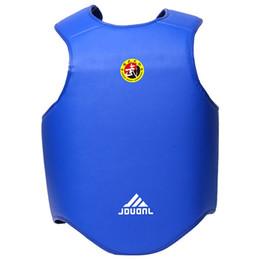 $enCountryForm.capitalKeyWord UK - Taekwondo Chest Guard Combat Protective Clothing Sanda Vest Training Children Adult Size Mix Multi Color 79 35xs f1