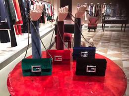 $enCountryForm.capitalKeyWord NZ - Export wholesale women hand bag, shoulder bag, Designer Shoulder Bag,Suede material chain bag size:20*13*5CM