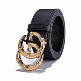 $enCountryForm.capitalKeyWord UK - Original box + belt. New High Quality Luxury Men's Belt Real Leader and Golden Button Fashion Leisure Designer Belt for Men and Women