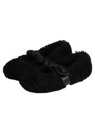 womens fur loafers 2020 - Womens Loafers Winter Wool Fur Flat Shoes Soft Driving Shoes discount womens fur loafers