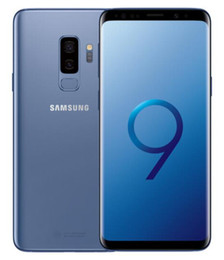 Rinnovato originale Samsung Galaxy S9 Plus S9 64 GB / 128 GB / 256 GB 5.8 / 6.2 pollici 12MP Single Sim 4G Lte sbloccato telefono in Offerta