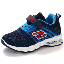 $enCountryForm.capitalKeyWord Australia - Summer Campus Sports Children Shoes Boys Casual Sneaker Fashion School Kids Soft Running Shoes For Girls Anti-slippery Outdoor Y19062001