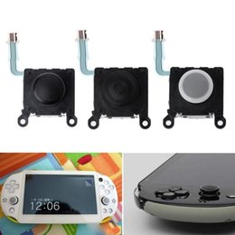 replacement analog stick Canada - Original Left Right 3D Button Analog Control Joystick Stick Replacement For Sony PlayStation PS Vita PSV 2000