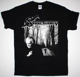 mirrored clothing 2019 - SANCTUARY INTO THE MIRROR BLACK NEVERMORE HELSTAR OVERKILL NEW BLACK T-SHIRT denim clothes camiseta t shirt cheap mirror