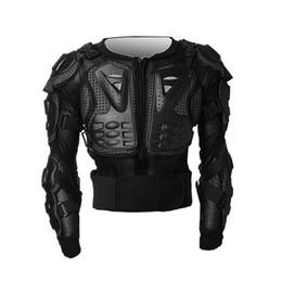 Xl Full Body Suits Australia - Motocross Dirt Bike Full Body Armour Jacket Chest Shoulder Elbow Plastic Coverage Quad Motorcycle Protect Suit S M L XL XXL XXXL