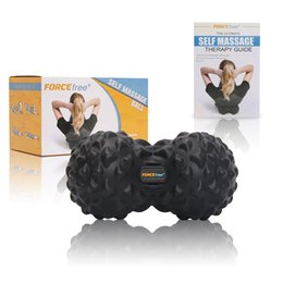 $enCountryForm.capitalKeyWord Australia - GR Peanut Fitness Therapy Massage Balls Peanut Lacrosse Mobility Ball Deep Tissue for Myofascial Release Yoga For Training