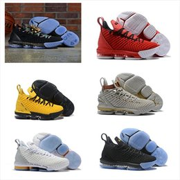 Men Sports Racing Watch Australia - High Quality 16 Watch The Throne r MPL16 I Promise SMens Sport Shoes LBJ KC EP for Good quality Black Metallic Gold-Rose casual shoes