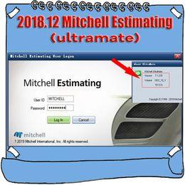 Venta al por mayor de 2019 Venta caliente Mitchell UltraMate 7 Sistema de estimación de colisión + parche para Unexpire Hasta 2018.12