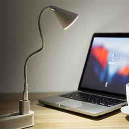 $enCountryForm.capitalKeyWord Australia - Music Book Reading Light Sound Lamp Flexible Desk Lamp with Bluetooth Speaker USB Powerded LED Book Light Portable Spotlight