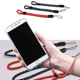 flash drive for iphone Australia - Adjustable Wrist Strap Hand Lanyard For Phone iPhone Samsung Camera GoPro USB Flash Drives Keys ID Card keycord keychain