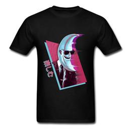 $enCountryForm.capitalKeyWord Australia - Fashion Designed E njoy Vaporwave Man's Tshirt White Short Sleeve Custom Summer Tee Hip Hop Tee Tops