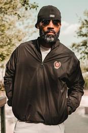 clothing coat sport 2019 - Kanye Mens CALABASAS Designer Jackets Embroidery Casual Windbreaker Coats Fast Drying Outdoor Jackets Sports Waterproof