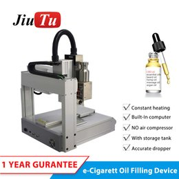 Discount popular electronics Popular Automatic Electronic Dropper Bottle Cigarette Oil Filling Machine