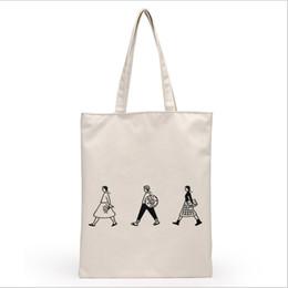 $enCountryForm.capitalKeyWord Australia - Designer- Women Men Handbags Canvas Tote bags Reusable Cotton grocery Shopping Bag Webshop Eco Foldable Shopping Cart Trolley Free Ship