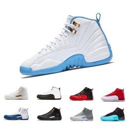 530f306e979879 Chris Paul Shoes NZ - Gym Red 12 Men Basketball Shoes Michigan Wool Chris  Paul Class
