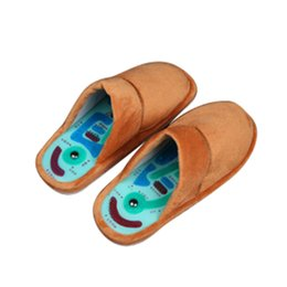 $enCountryForm.capitalKeyWord UK - Acupressure Slippers Foot Massage Couples Home Interior Cotton Slippers Men and Women Fall Winter Foot Soft Massage Shoes MP0037