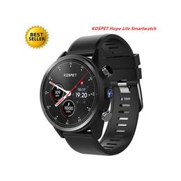 $enCountryForm.capitalKeyWord Australia - KOSPET Hope Lite 4G Smart Watch Android7.1.1 WiFi Bluetooth HD Camera Smartwatch Waterproof GPS SIM Smart Watch Men Saatler L5