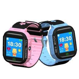 $enCountryForm.capitalKeyWord Australia - Y21 Smart Watch for Kids Security Anti-lost GPS Tracker SIM Call Phone Wrist Watch SOS Touch Screen Smart Accessory Remote